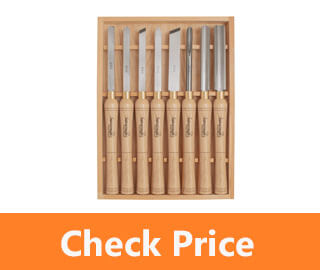 Woodworking Lathe Chisel Set reviews