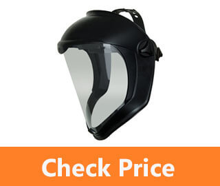 Uvex Bionic Face Shield review