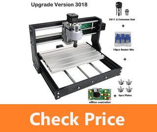 CNC Milling Machine review
