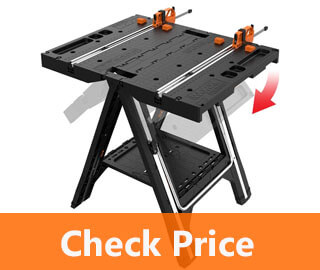 WORX work table reviews
