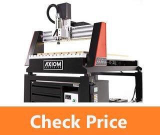 Axiom CNC Machine review