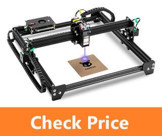 Desktop Laser Engraver review