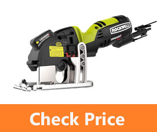 Rockwell Circular Saw review